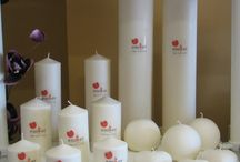 Soy Pillar Wax Candles / Soy Wax Pillars - By Ember Candles
