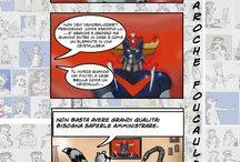 OSVY RECITA ... / Gli Aforismi a Fumetti recitati da Osvy disegnato da Filippo Novelli