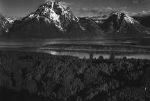 Ansel Adams Photography / the magic of Ansel Adams