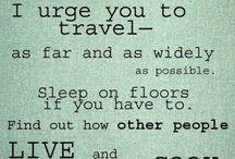 Travel / by Morgan Bodle