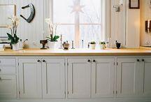 Кухен / Идеи для кухни