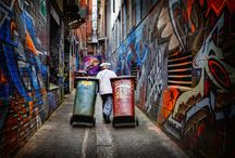 STREET ART - Winner & Top 10 / 'Photo Friday' is a weekly photography competition that Camera House Australia runs. Every week we choose a new theme and prize.