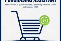 Purchasing Assistant - Microsoft DynamicCRM Plugin / Complete your purchasing process and make it more efficient and with better #inventory and payment tracking.
