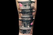 Tatuaggi japan
