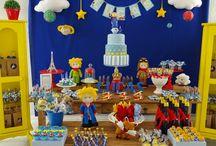 Festa O Pequeno Principe