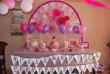 Our Birthday party's