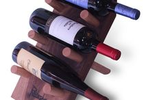 Wine Accessories / Various wine holders and accessories.