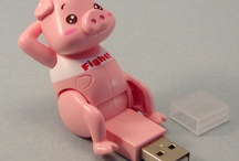 Piggy Household ~ Electronic Appliance