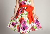 Adornment! / Plus size beautiful clothes! / by Patrisha Walker
