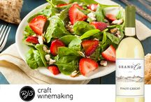 Food and Wine Pairings / This board is comprised of food and wine pairings - cheers!