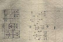 Sketch / Grid / Ratio / by Taku Uemura