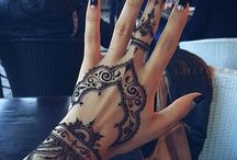 Henna Ideas / by Alex Jack