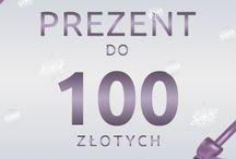 Pomysł na prezent do 100 złotych / by By Dziubeka Jewellery
