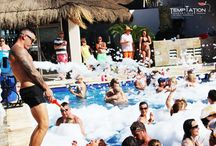 FOAM PARTY AT TEMPTATION / What do you think about our New #tempting #FOAMPARTY during the day? http://goo.gl/t56g67
