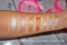 JEFFREE STAR COSMETICS REVIEW + SWATCHES | Tan/Olive Skin