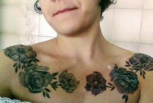 tatto anêmonas Bárbara