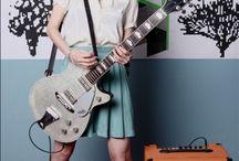 girls'musicians