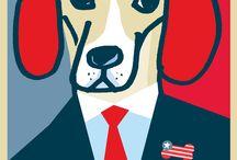 #Monti4Prez / Follow Along on Lord Monticello's Presidential Campaign!