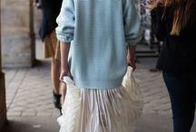 Skirt+converse