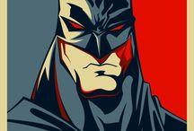 The Many Batmen / by Gailon Tucker