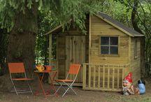 Cabanes de jardins