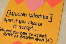 Valentine's Ideas / by Nichole Wellman