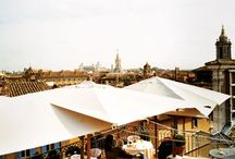 Rooftop restaurants&bars