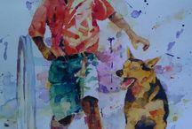 art - south africa - bheki mtetwa