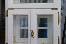Nasze okna / Okna zawierające pokaźne ilości pasji i doświadczenia. Okna made in Witraż.