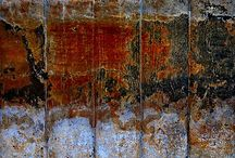 rust and patina art / all what i like and what's looking natural