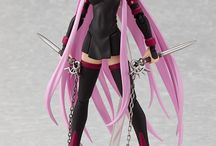 Anime figures/ Nendoroids