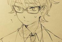 Glasses♡