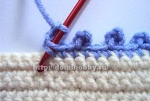KnitWit / Knitting and crochet projects