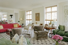 Glam Houses / #interiordesign #decoration #fabuloushouses