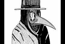 Hezzer - Traditional Illustration