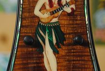Ukulele Inlays