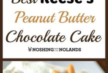 REESE'S PEANUT BUTTER CUP RECETTES