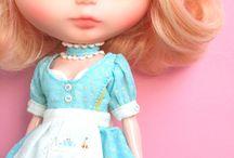 Милахи Блайз (Blythe Dolls)