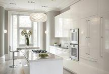 Valkoiset keittiöt