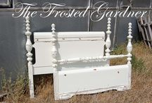 painted furniture / by Pamela Terry-Sims