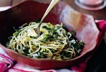 Kreative with Kale / Getting Ideas for Kale