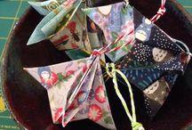 ornamenti origami