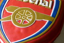 Arsenal Cakes / Here are a few Arsenal-inspired cakes we love...  / by Arsenal Football Club