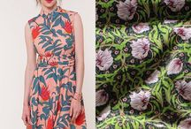Viscose Fabric and Inspiration
