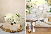 Colour palettes - white / by English Wedding Blog