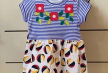 Olive & Moss / Lovely bright and fun clothing for babies and kids!