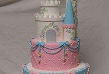 Barnebursdag kake