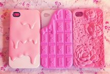 phone and nintendo cases♡