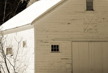 Barns / by Dolores' Cottage