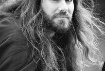 Hommes Cheveux Long